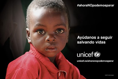 Campaña URE-UNICEF - Ahora no podemos parar