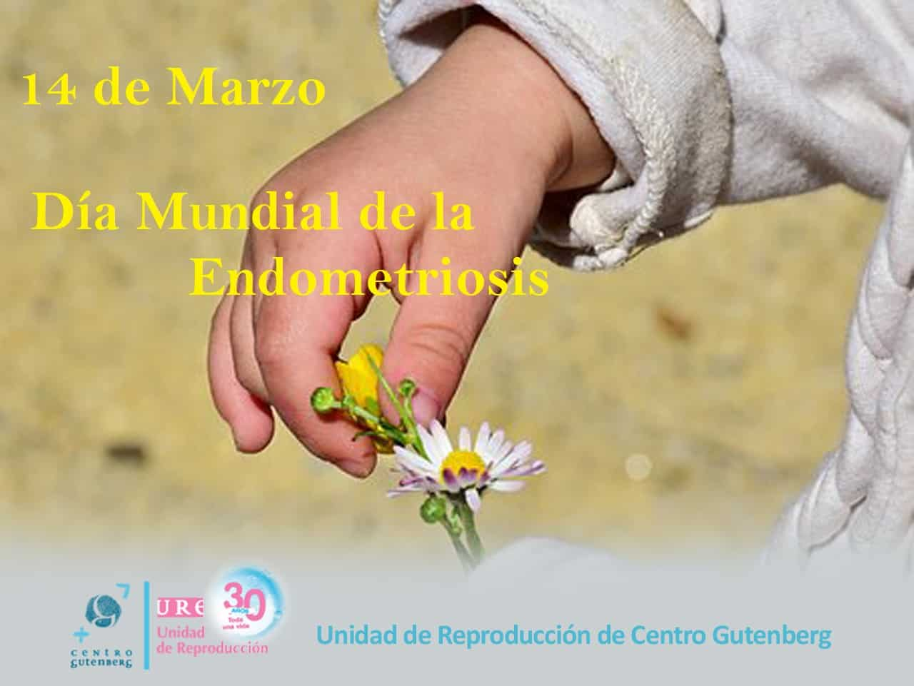 Dia Mundial de la Endometriosis 14 marzo