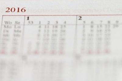 calendario dias fertiles