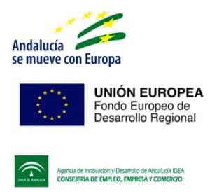 Fondo Europeo - Andalucía se mueve con Europa