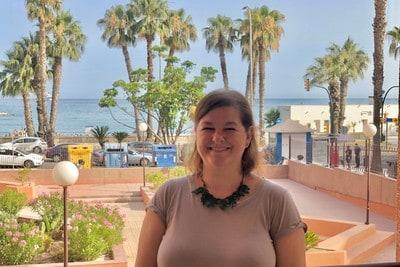 Dra Diana Perez URE Centro Gutenberg