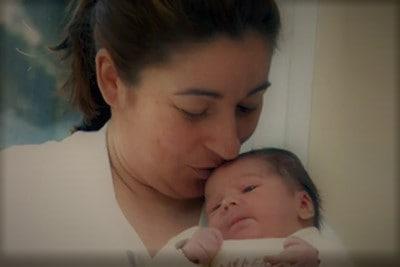 """Nos cuenta su historia: Isabel. """"Hace 15 años que vi cumplido mi sueño de ser mamá"""""""